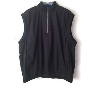 Tommy Bahama windbreaker vest nylon sz XXL